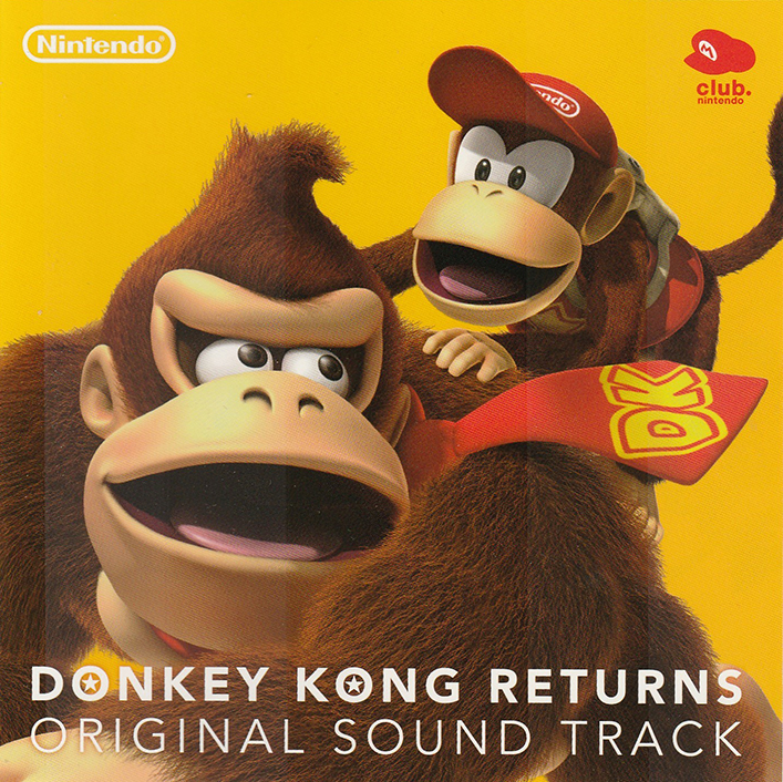 DONKEY KONG RETURNS ORIGINAL SOUNDTRACK