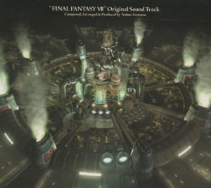 FINAL FANTASY VII ORIGINAL SOUND TRACK
