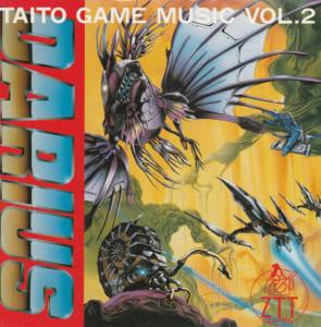 DARIUS TAITO GAME MUSIC VOL.2